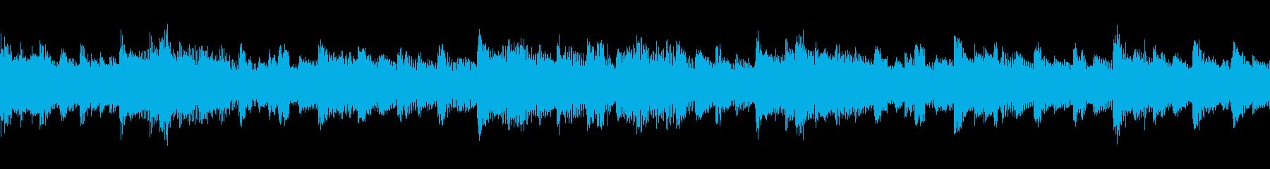 コンセプトムービー【ループ2】未来のCMの再生済みの波形