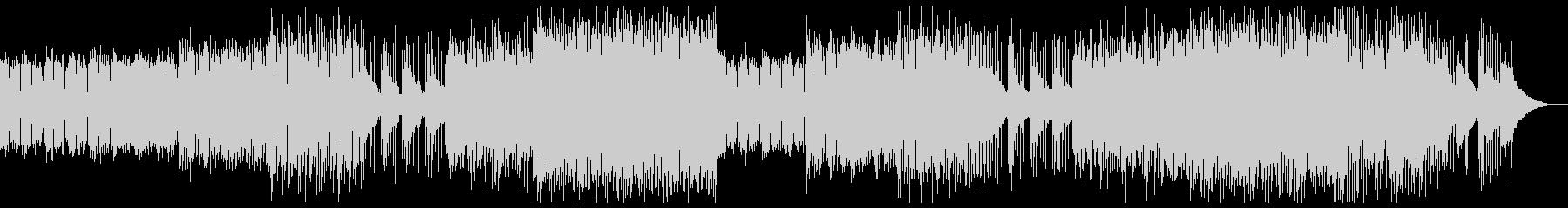 ダークシンセウェーブ レトロの未再生の波形