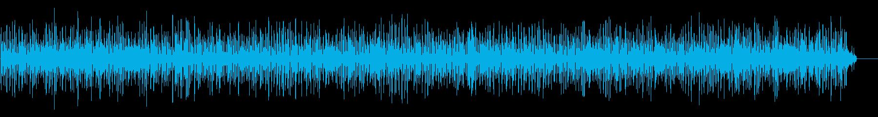 アコーディオンジャズバンド・ヨーロピアンの再生済みの波形