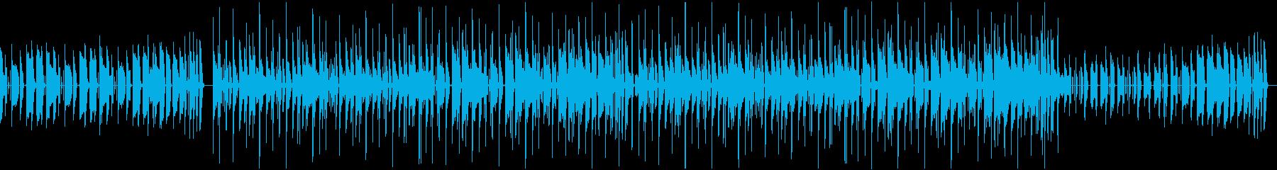 ファンキータウン モード系 おしゃれの再生済みの波形
