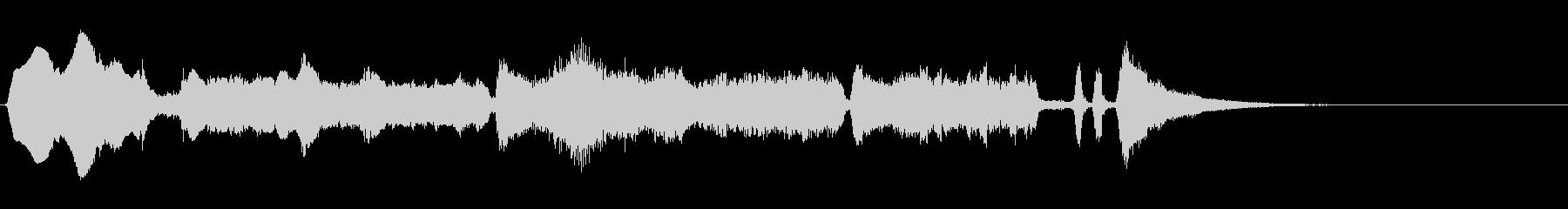 【生演奏】アコーディオンジングル01の未再生の波形