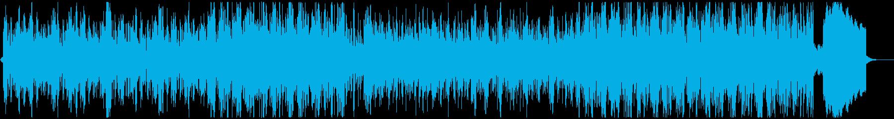 和風なのにオシャレなスムースジャズ_−1の再生済みの波形