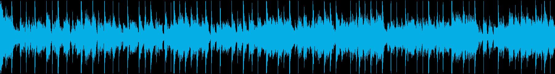 タイトルが示唆するように、これはジ...の再生済みの波形