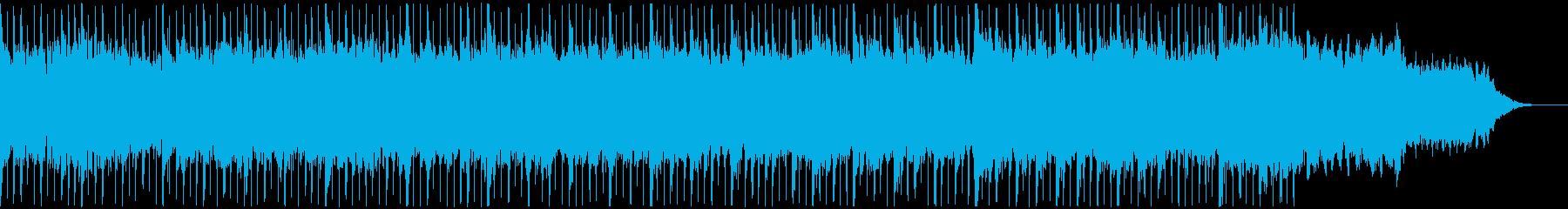 感動表現、CM,ブライダル、クリスマスの再生済みの波形