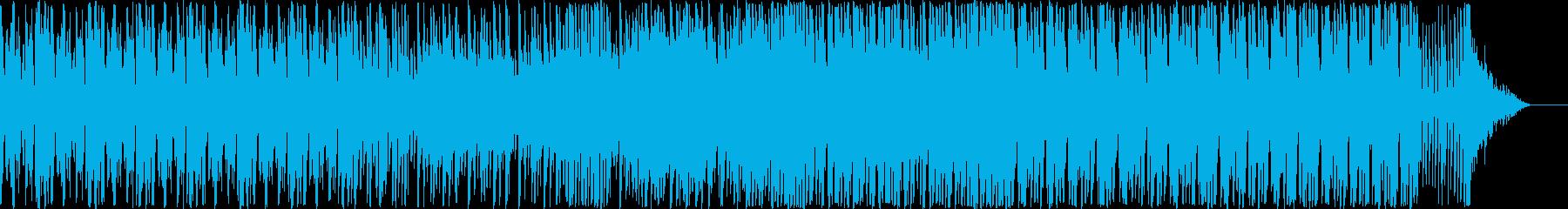 1分間クイズの頭脳派コンピュータBGMの再生済みの波形