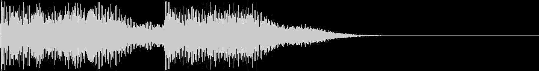 AI メカ/ロボ/マシン動作音 19 短の未再生の波形
