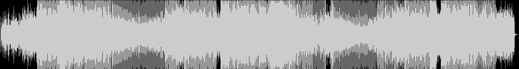 陶酔的なポップシンセサウンドの未再生の波形
