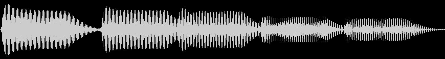 往年のRPG風 コマンド音 シリーズ16の未再生の波形