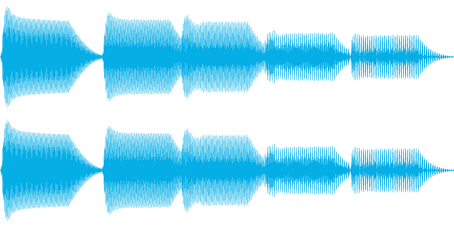 往年のRPG風 コマンド音 シリーズ16の再生済みの波形