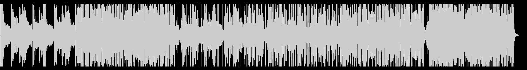 情緒的/R&B_No399_2の未再生の波形