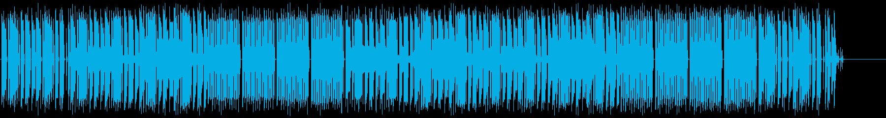 ゲーム 楽しい コミカル ほのぼの 機械の再生済みの波形