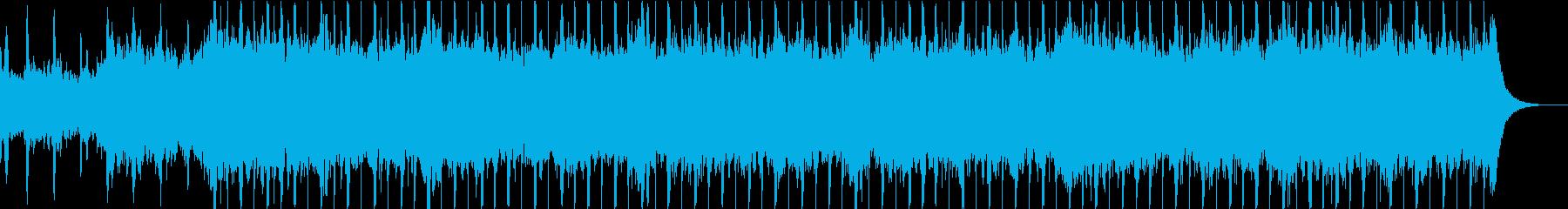 ゆったりした雰囲気のポップス(Vr2)の再生済みの波形