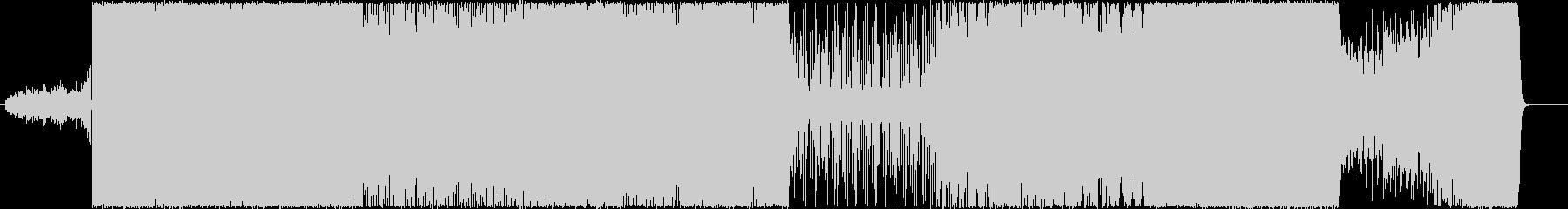 Vetroの未再生の波形
