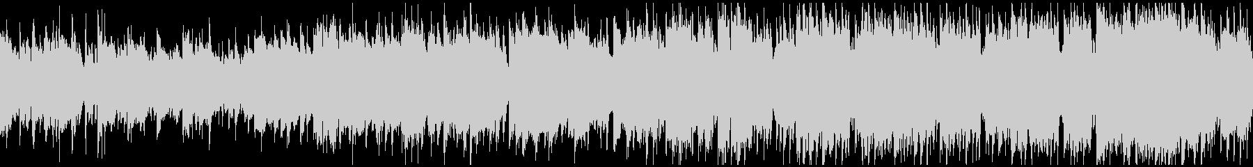 オープニング映像向け優雅ポップ※ループ版の未再生の波形