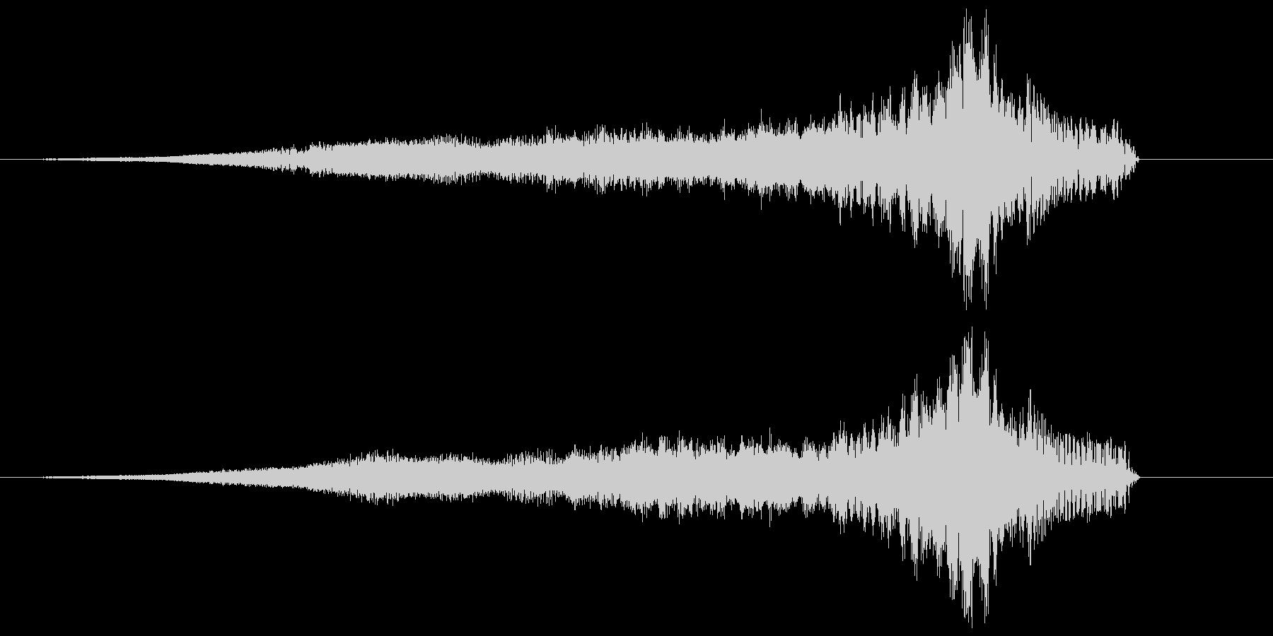 電磁気学5の未再生の波形