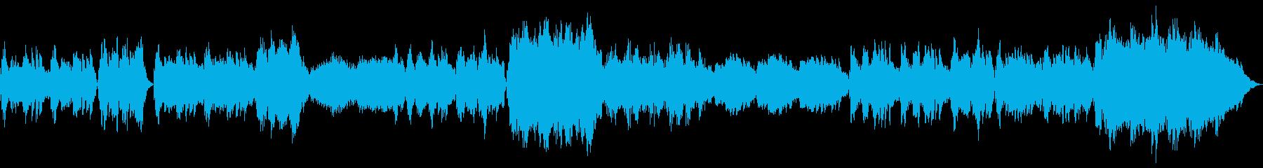 深い森 樹海の再生済みの波形