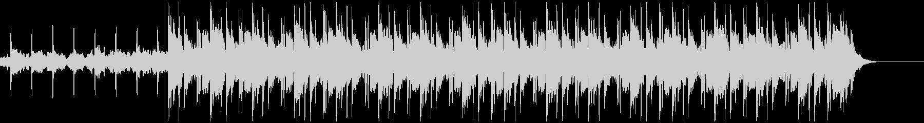 チルアウト/和風エキゾチックなトラップの未再生の波形