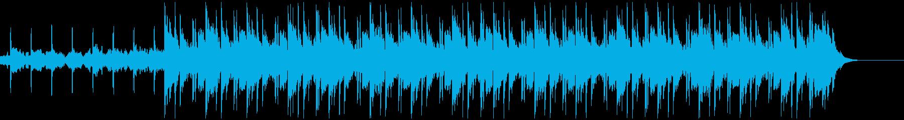 チルアウト/和風エキゾチックなトラップの再生済みの波形