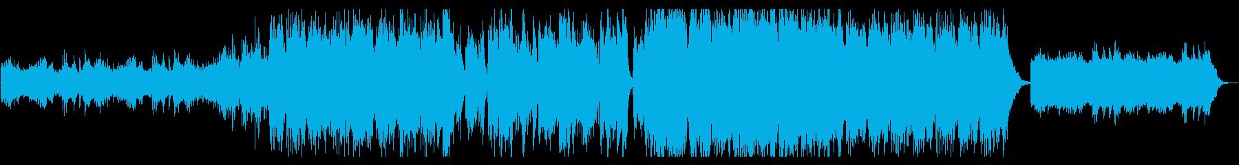 【リズム・ホルン無し】オーケ…壮大・勇敢の再生済みの波形