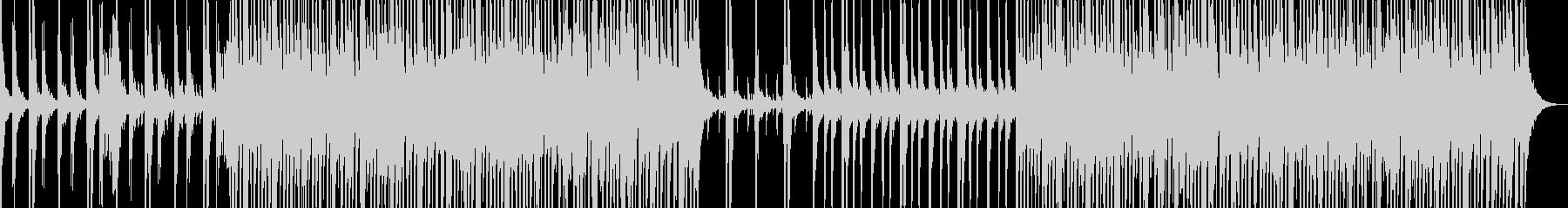 生三味線と和太鼓 和風を伝える 純和風の未再生の波形