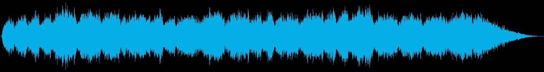 室内楽 感情的 バラード 弦楽器の再生済みの波形