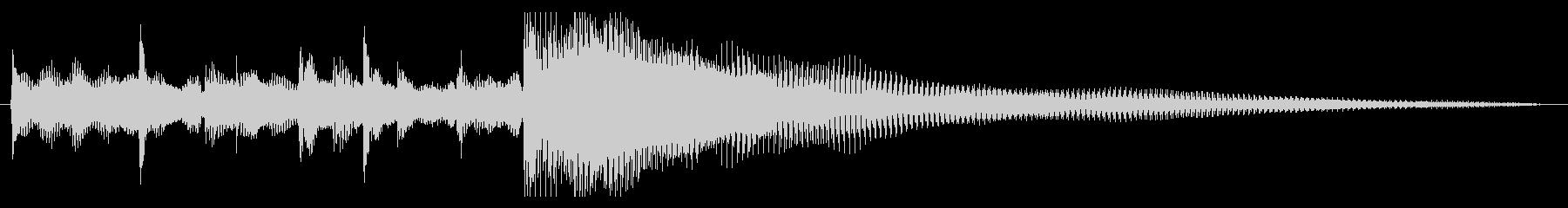 アメリカーナ研究所田舎風の「ハート...の未再生の波形