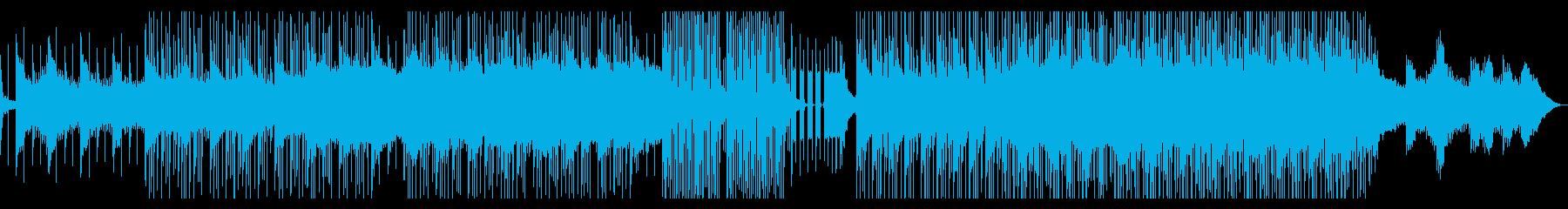 和風モダン/艶やかな着物/花魁/大名行列の再生済みの波形