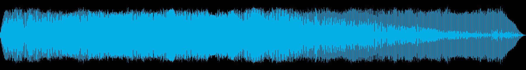 過酷なドローン、SCI FI宇宙ド...の再生済みの波形