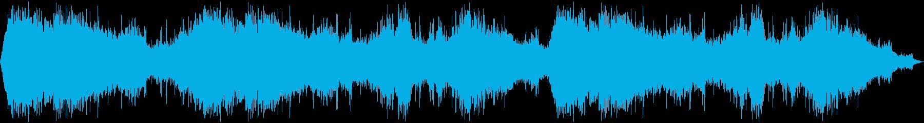 サスペンスフルダイナミックブリージ...の再生済みの波形