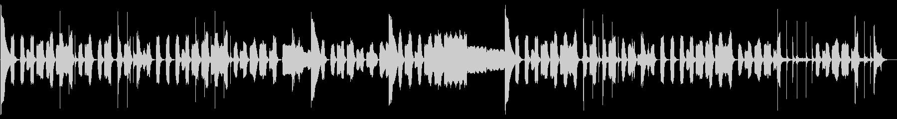 優しいそよ風の生演奏。リコーダー3本。の未再生の波形
