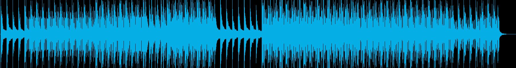 PV-空間演出-動画-浮遊-爽やか-企業の再生済みの波形