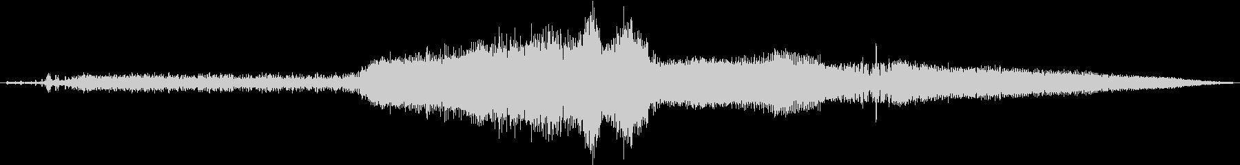 Snj-6シングルプロップ:内線:...の未再生の波形