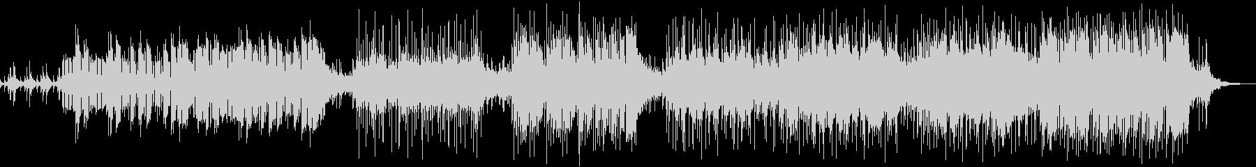 ルネッサンス民族音楽の未再生の波形
