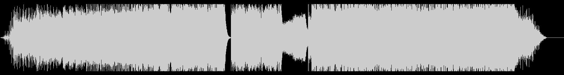 疾走感のあるミドル バラード ポップスの未再生の波形