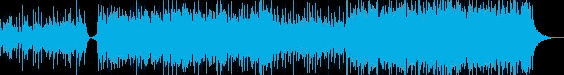 現代の交響曲 厳Sol 心に強く訴...の再生済みの波形