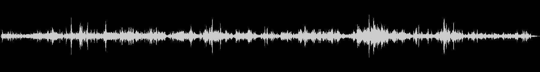 群集 ワラ・サッド・ロング01の未再生の波形