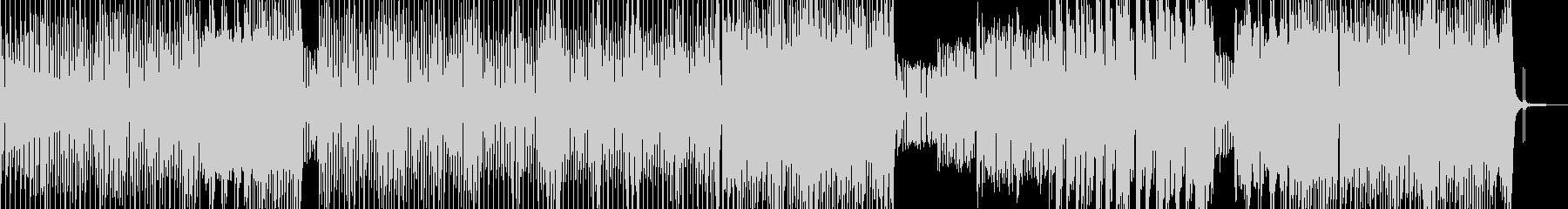 お菓子の国・メルヘンポップ Bの未再生の波形