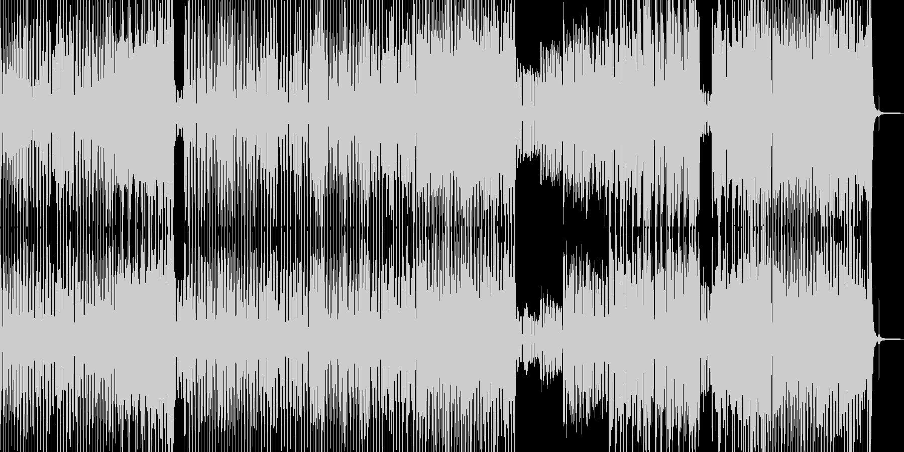 ○oお菓子の国・パステル調ポップo○ Cの未再生の波形