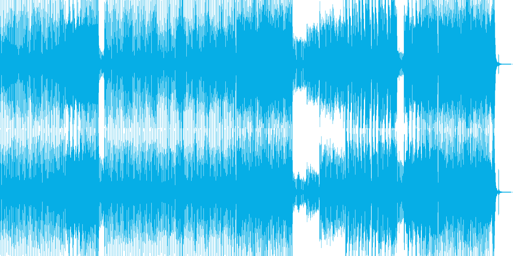 ○oお菓子の国・パステル調ポップo○ Cの再生済みの波形
