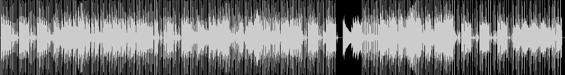 ブルースポップ。アコースティックサ...の未再生の波形