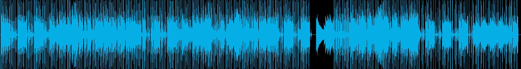 ブルースポップ。アコースティックサ...の再生済みの波形