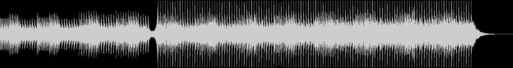 Corporate Piano 142の未再生の波形