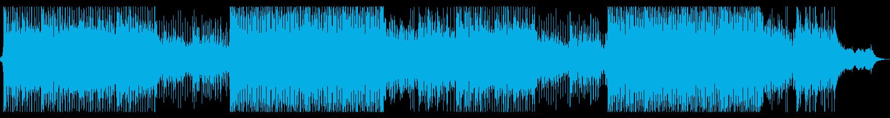 企業VP 前向き オープニング(声無し)の再生済みの波形