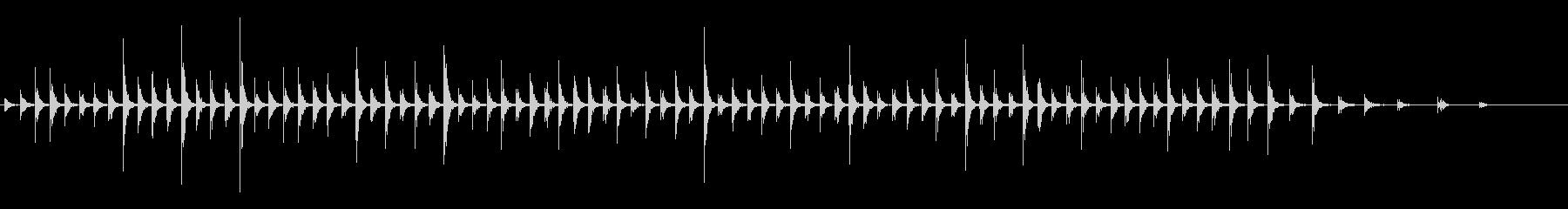 大理石の床:ソフトハイキングブーツ...の未再生の波形