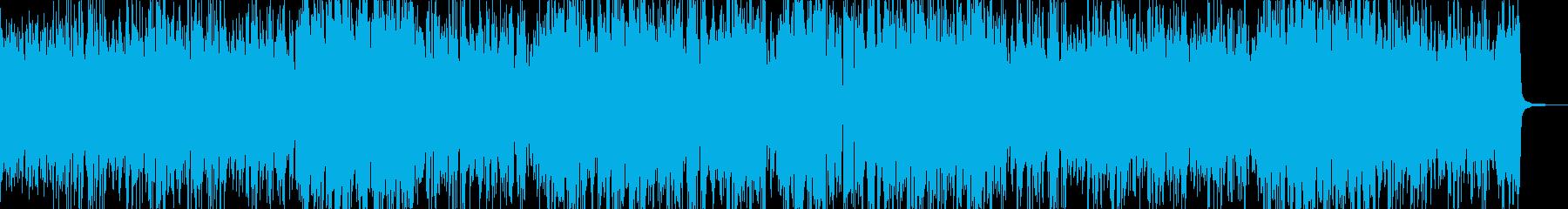 マリンバ・サンバの再生済みの波形