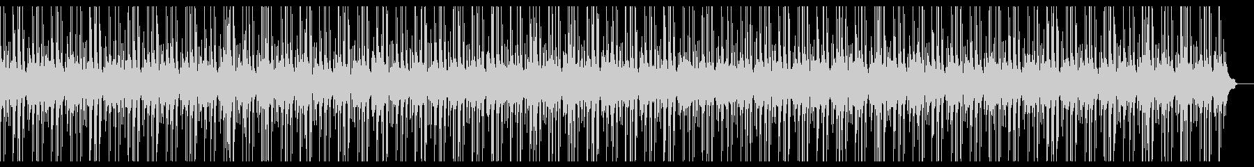 大人っぽい雰囲気の正統派ピアノBGMの未再生の波形
