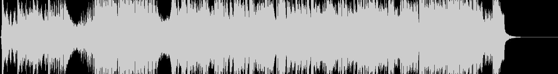 朝にぴったり元気なアコギ曲3の未再生の波形