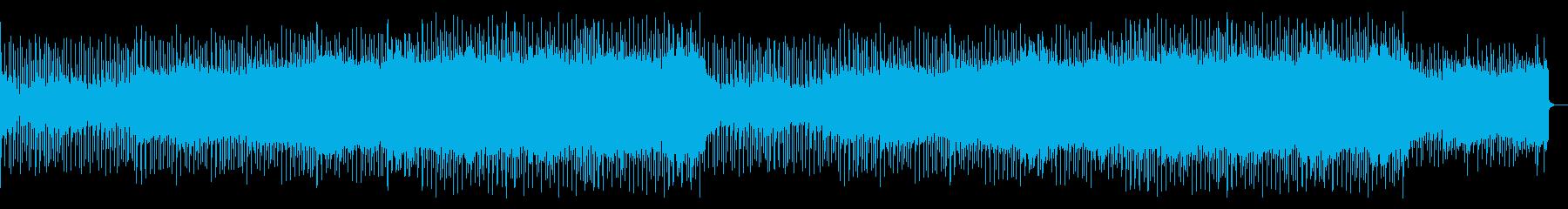 シンバル無し 広がり 豪華 キラキラの再生済みの波形