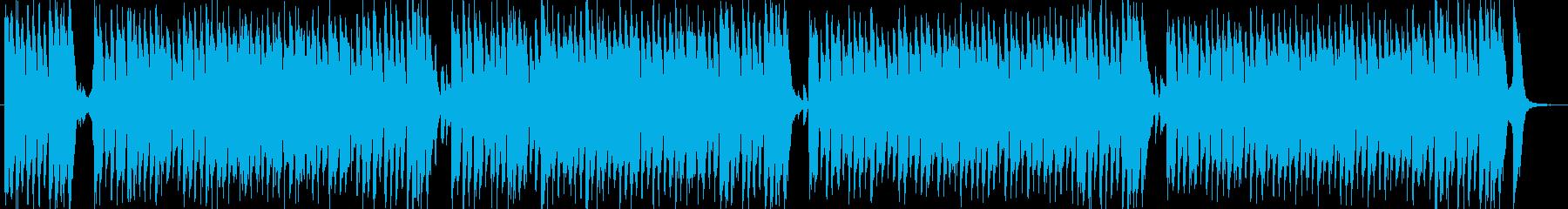 ディキシーランド ラグタイム アク...の再生済みの波形