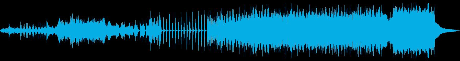 インストゥルメンタル、アルペジエー...の再生済みの波形